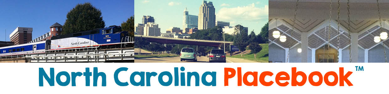North Carolina Placebook header image